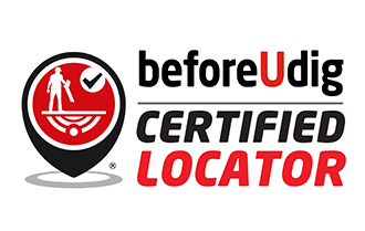 Certified Locator Logo